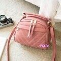 Free shipping, 2016 new women handbags, fashion Korean version shoulder bag, shell messenger bag, simple woman shoulder bag.