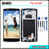 Sinbeda High Quality No Dead Pixels LCD Display For LG G4 H810 H811 H815 Touch Digitizer