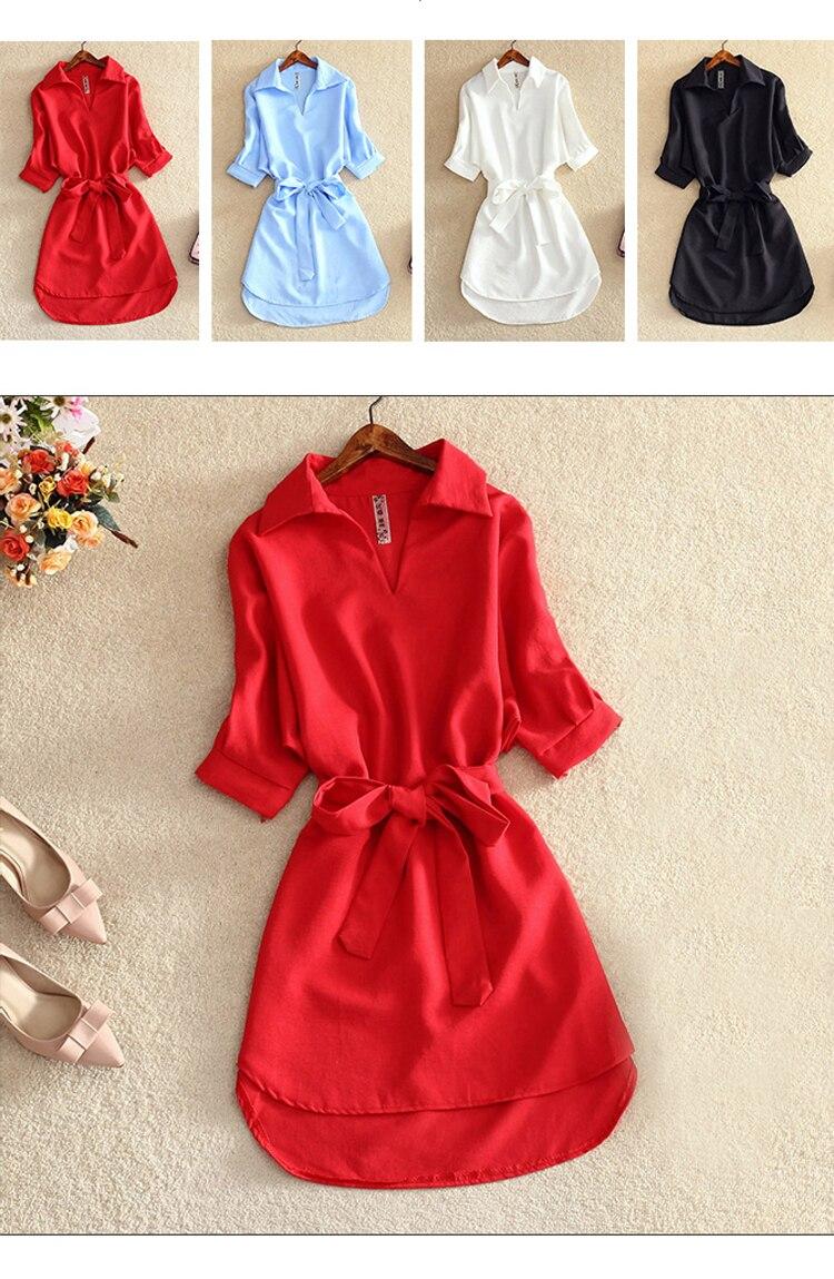 Summer Casual Dress Shirts 3