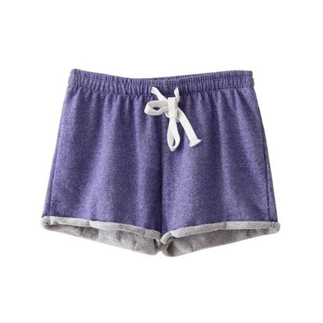 Summer Ladies Casual Style Shorts