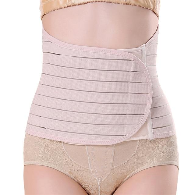 574fc70d4a Belly Slimming Postpartum Support Recovery Belly Belt After Pregnancy  Postpartum Postnatal Bandage After Birth Belt Post
