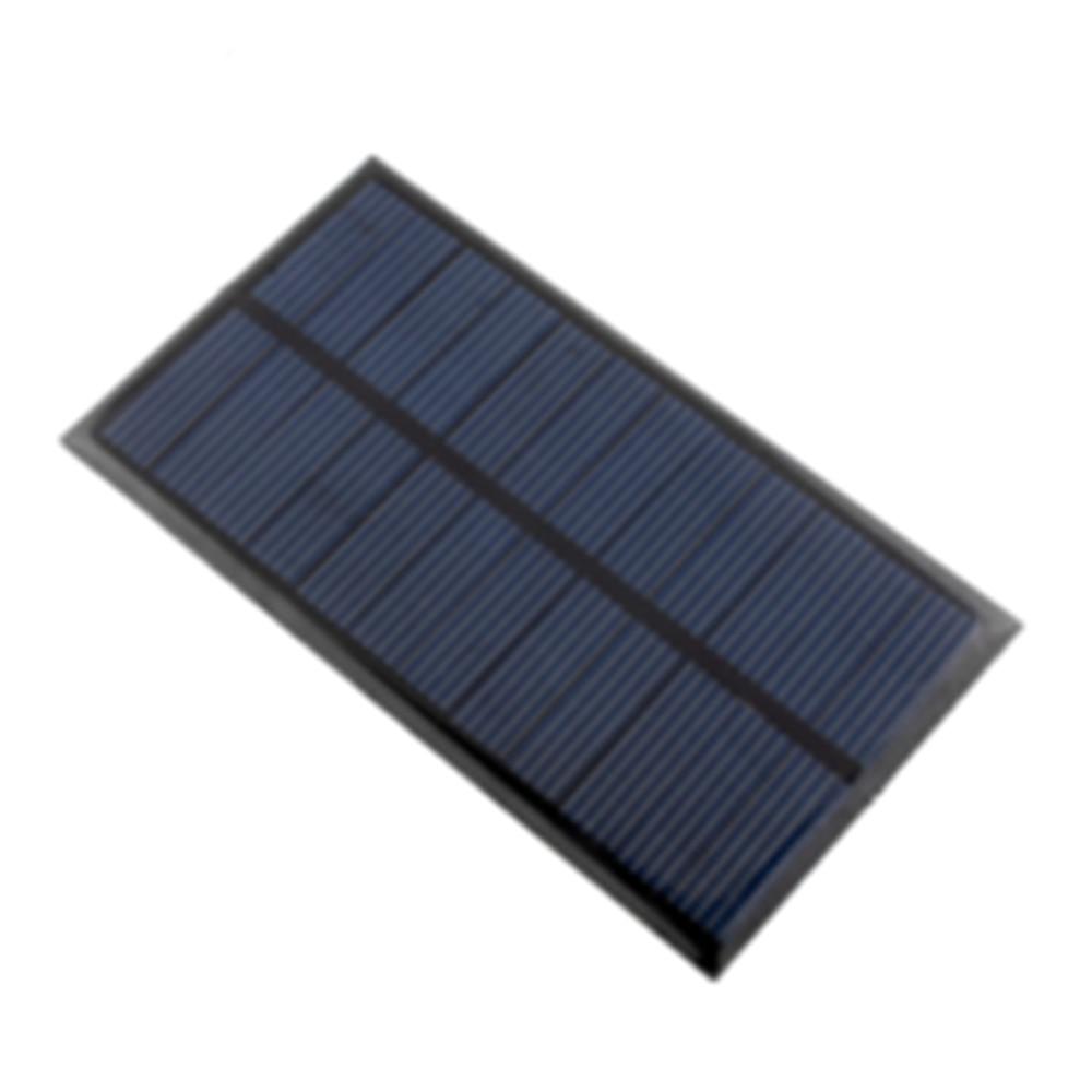 Walmeck Solar-Brunnenpumpe 6V 3.5W Solarbetriebene b/ürstenlose Tauchwasserpumpe Eingebaute Batterie-LED f/ür Patio Garden Pond Pool