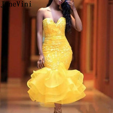 c761ee221f Cocktail Dresses Yellow Promotion-Shop for Promotional Cocktail ...