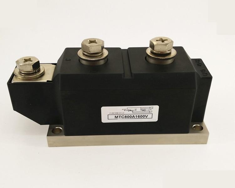 Thyristor Module MTC 800A 1600V Thyristor Module thyristor module 160a mtc160a1600v common thyristor mtc160 16