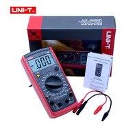 UNI-T UT601 UT602 UT603 Профессиональный индуктивно-емкостные датчики Измеритель сопротивления емкости омметры Зуммер непрерывности