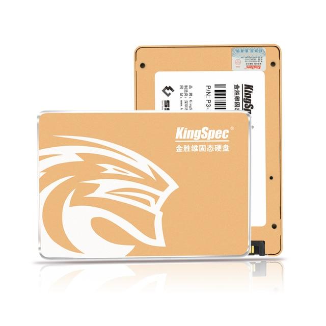"KingSpec SATA III 3.0 2.5"" 2.5 Inch 128GB 256GB 512GB 3D Digital SSD Solid State Drive Cache 512M for Computer PC Laptop Desktop"