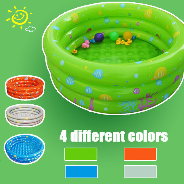 S003 80*35cm children kids play sand ocean ball pool Swim Ring inflatable pool Paddling Pool Swimming Pool