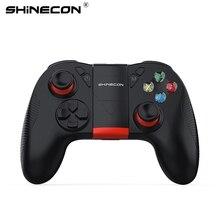 SHINECON B04 беспроводной Bluetooth геймпад пульт дистанционного управления игровой джойстик для мобильного телефона PUBG