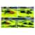 Unisex Colete de Segurança de Alta Visibilidade Reflexão Para A Construção de Segurança de Construção, Workwear, atacado Fornecer a Impressão Do Logotipo