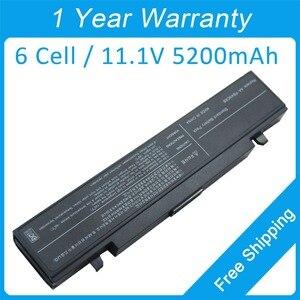 Аккумулятор для ноутбука 5200 мАч для samsung P210 P460 P50 P560 P60 Q210 Q310 Q70 R39 NP-P50 NP-P60 NP-R40 NP-R45 AA-PB2NC6B/E AA-PB4NC6B