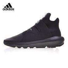 7a489883004ba ADIDAS Y3 Y-3 SUBEROU Men s Running Shoes Black Shock Absorbing Breathable