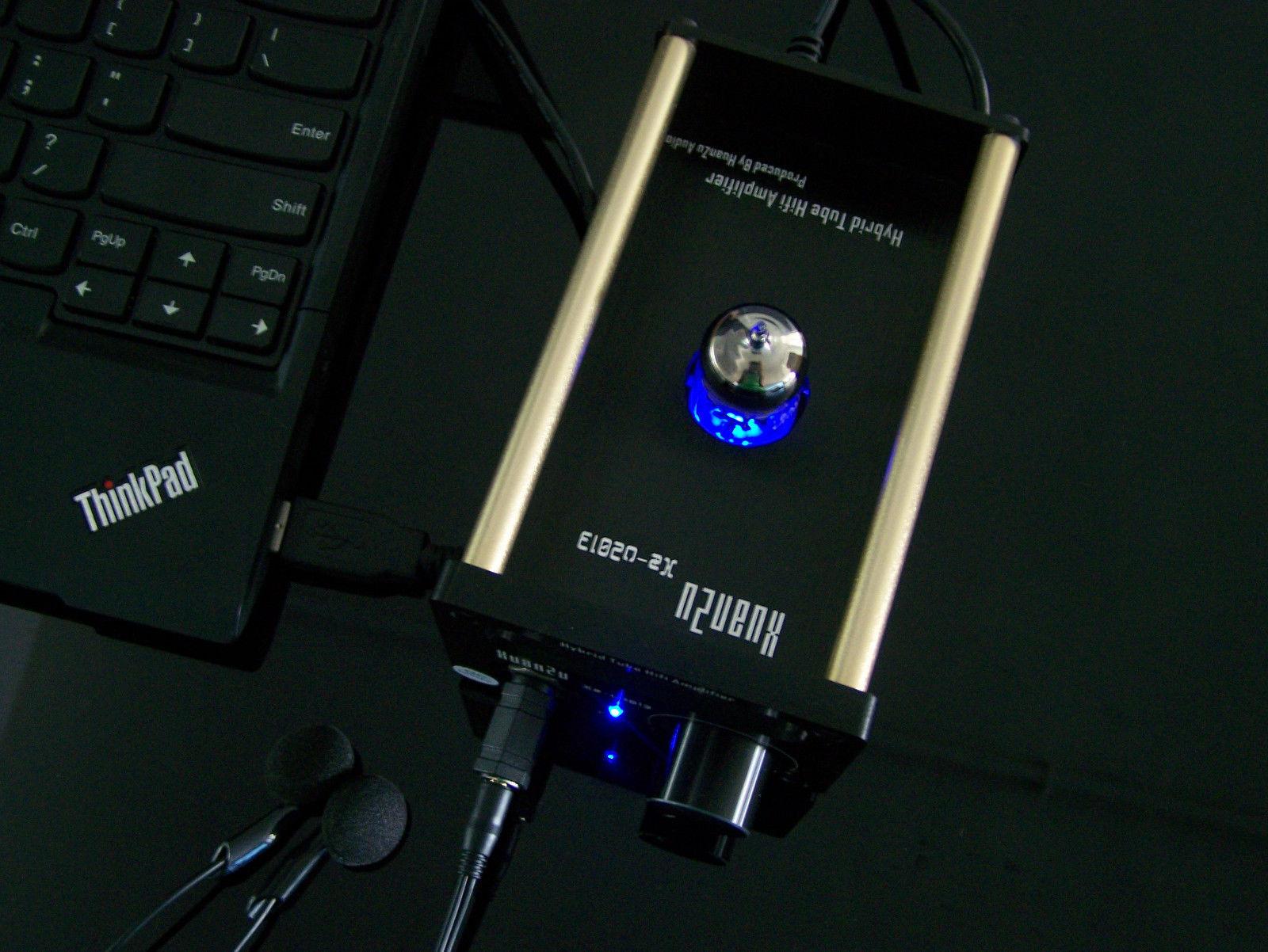 GZLOZON EHifi Class A 6N11 Tube headphone amplifier / Tube preamp / USB DAC L3-53 low price new dc24v hi fi class a 6n11 tube headphone amplifier integrated circuits