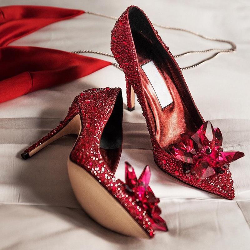 самые шикарные туфли без каблука фото собрали