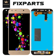 New Black LCD 5.2 ZTE Blade A6 Lite LCD Display Touch Screen Digitizer Assembly Replacement Parts ZTE Blade A0620 LCD Screen