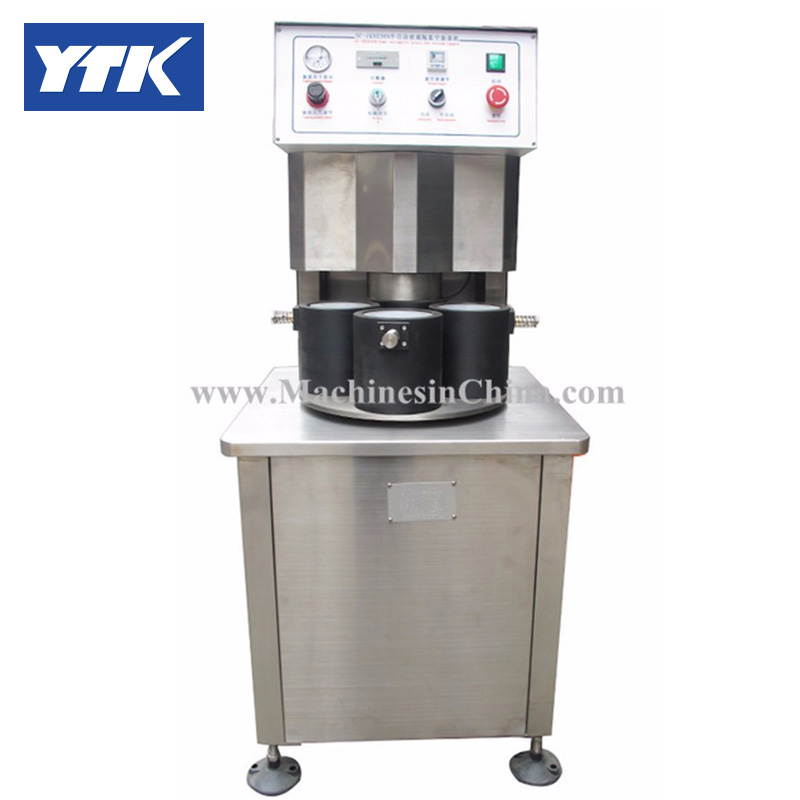 YTK Vacuum Capping Machine Pan Type Vacuum Capping Machine YSX35B3X4