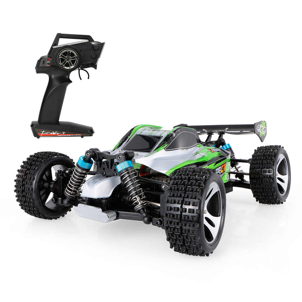 Wltoys A959-A A959-B A959 RC Auto 1/18 Schaal 2.4G 4WD Elektrische RTR Off-road Buggy RC Auto SUV speelgoed Radio Afstandsbediening RC Speelgoed Gift