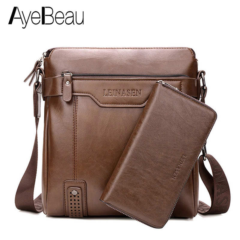 Work Hand Portable Office Business Male Messenger Bag Men Briefcase For Document Handbag Satchel Portfolio Portafolio Partfel
