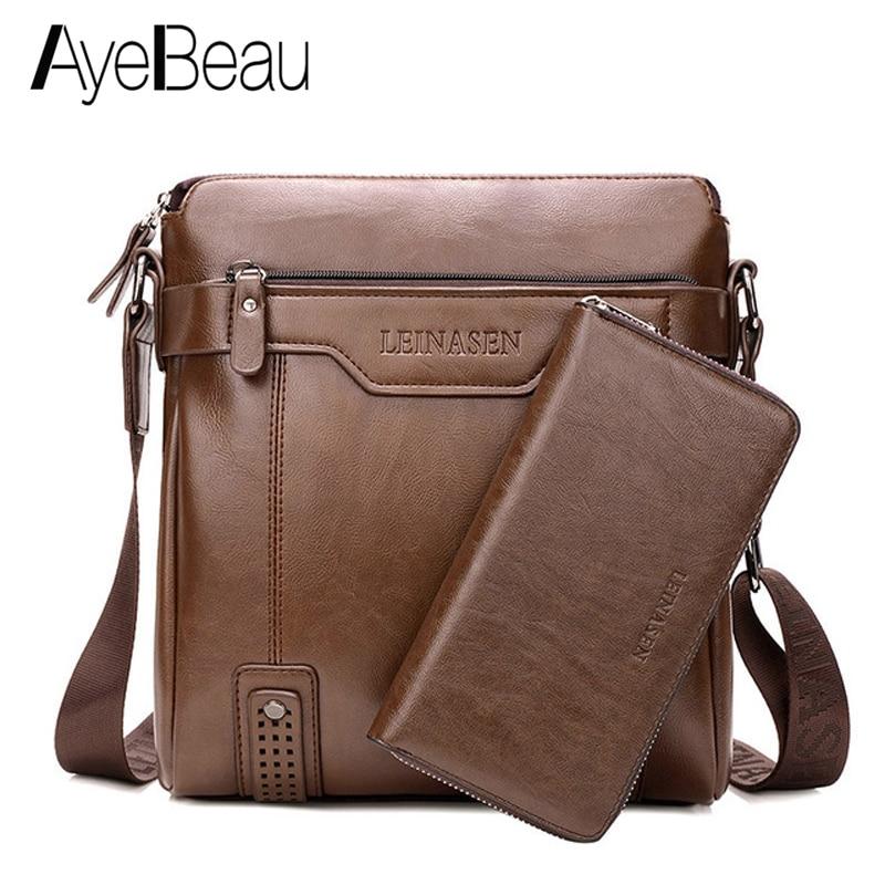 Work Hand Portable Office Business Male Messenger Bag Men Briefcase For Document Handbag Satchel Portfolio Portafolio Partfel