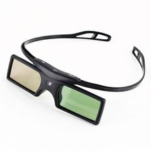 2pcs New G15-DLP 3D Active Shutter Glasses eyeglasses for all DLP-LINK  DLP 3D projector Projector