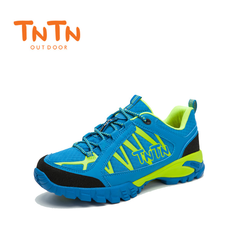 Hiking Shoes Mesh Trekking Climbing Trail Athletic Sports Mountain 100% High Quality Walking Climbing Mens