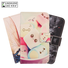 For LG Stylo 4 Case Luxury Leather Flip Wallet Cover For LG Q Stylus Mo