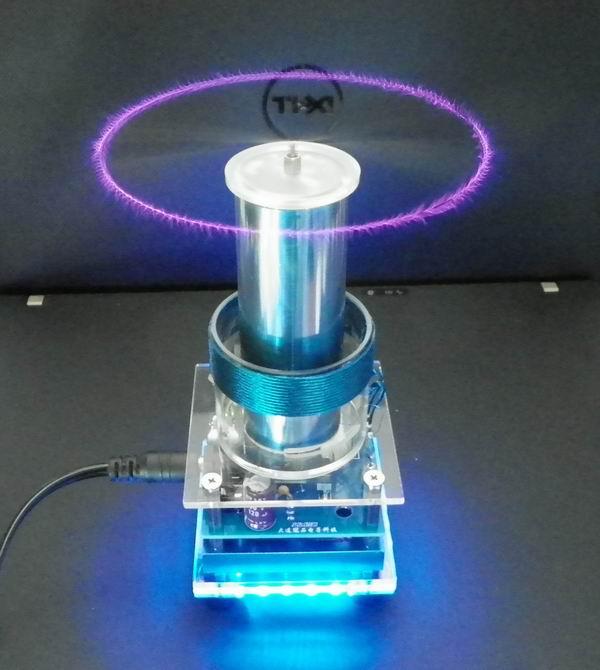 Musique Tesla bobine musique Tesla bobine Plasma haut-parleur