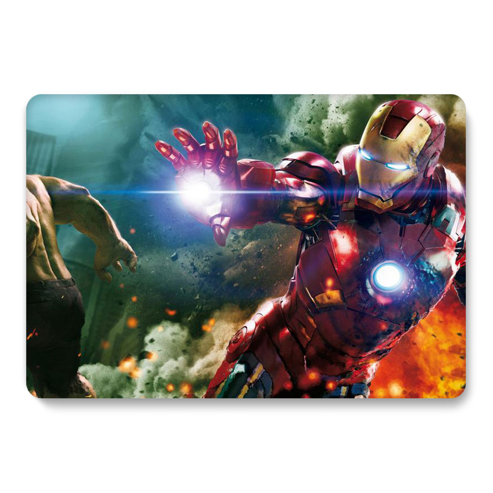 Iron Man Case for MacBook 37