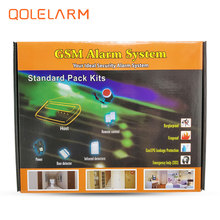 QOLELARM KI-GSM908B standard packing box