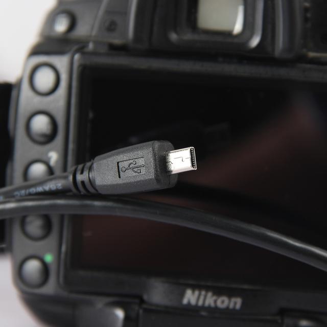 Zhenfa USB Cable for NIKON Camera Coolpix S9050 S9100 P100 P300 P500 P510 P6000 P7000 D3300 D5000 D5100 D5200 D5300 D5500 D7100