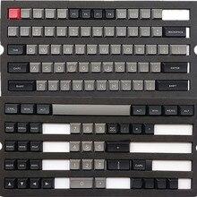 Dolch pbt dsa Profile 109 140 ключей Топ ingraved колпачки для Игры Механическая клавиатура