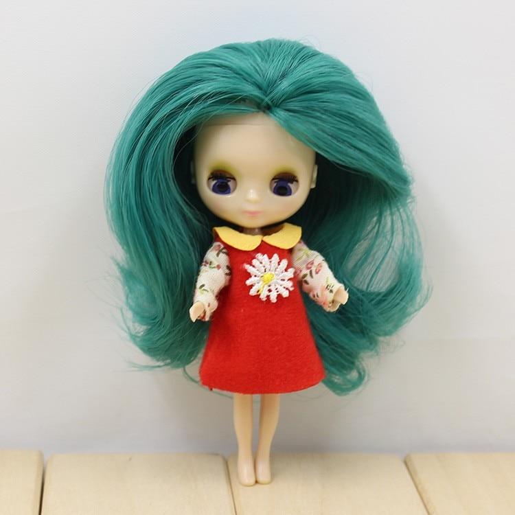 Petite Blythe Doll Dress 9