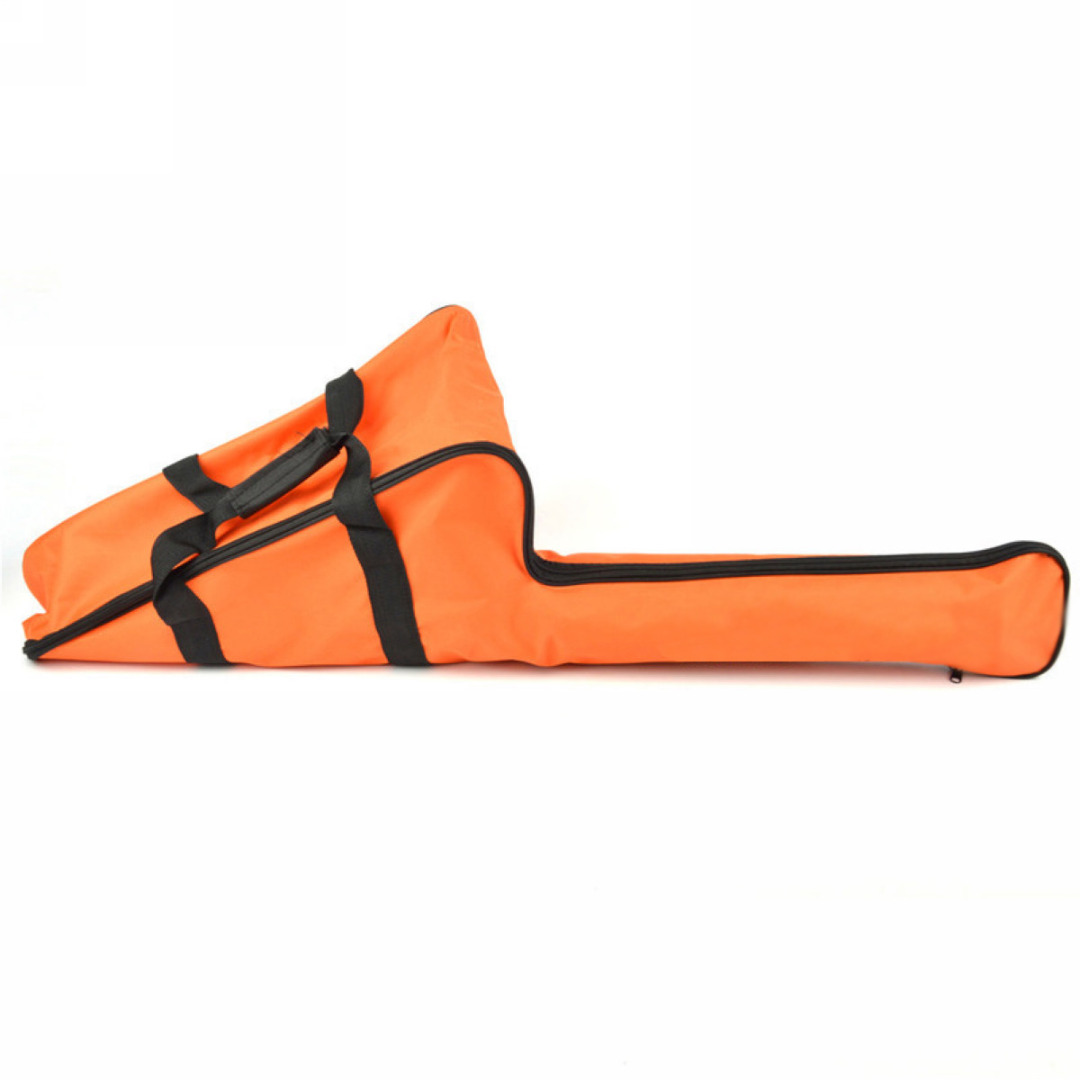 New Portable Chain Saw Carry Storage Bag Mayitr Chainsaw Carry Bag Case Protective Chain Saw Holdall Orange petrol chainsaw spare parts chain saw carry case storage bag for saws with 12 to 20 guide bar length 58cc 52cc 45cc