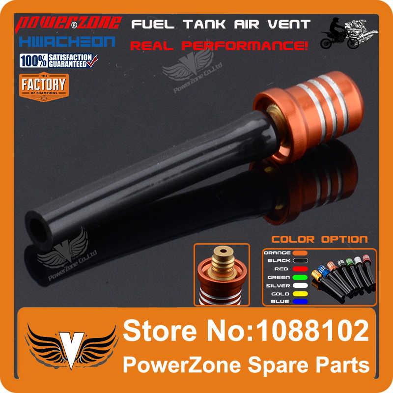 Réservoir de gaz en bois | Bouchon de gaz, évent d'air, bouchon d'huile, moto KTM EXC EXCF SX SXF SXS XC XCR XCW XCRF NXC MX SMR Enduro