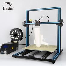 Новая распродажа двойной Z стержень Шурупы cr-10s 4S 5S 3D принтер DIY Kit i3, нити мониторинга сигнализации, большой принт Размеры cr-10s creality 3D