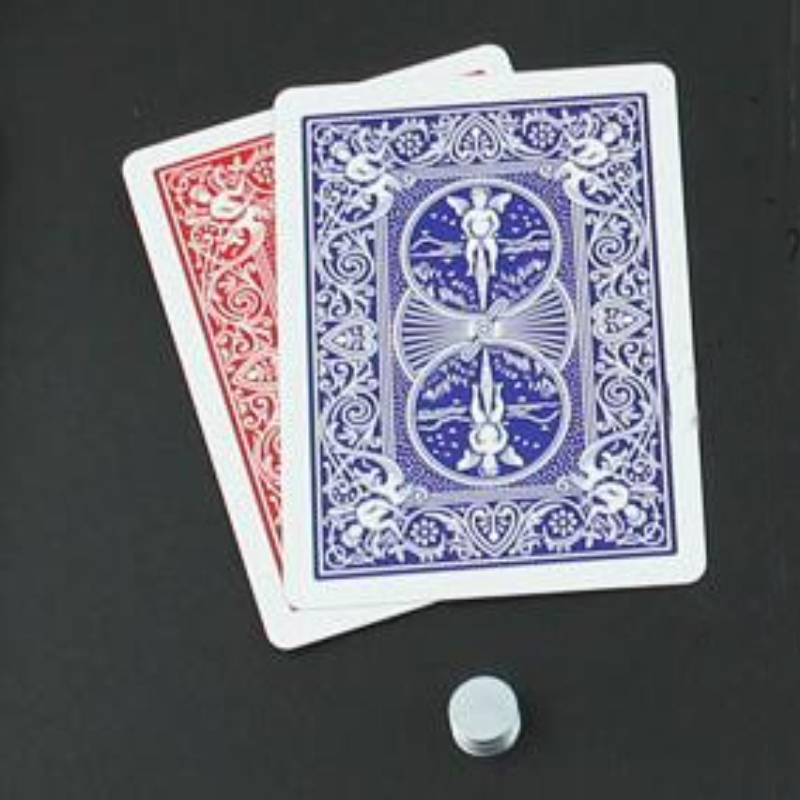 The Switch instruction and gimmick card magic card magic tricks magic props ...