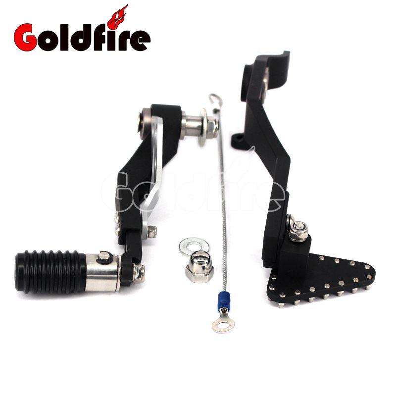 For BMW R1200GS LC /Adventure 2013 2014 2015 2016 Motorcycle  Adjustable Folding Rear Foot Brake Lever Pedal Gear shifter lever for bmw r1200 gs 13 17 r1200gs adventure 2014 2017 titanium red motorcycle adjustable folding extendable brake clutch lever