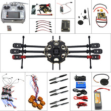F07807-A Full Set Helicopter Drone 6-axis Aircraft Kit Tarot 680PRO Frame 700KV Motor GPS APM 2.8 Flight Control AT10Transmitter