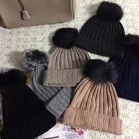 100% кашемировая шапка женская верблюжья серая черная коричневая очень мягкая и теплая зима осень весна натуральная ткань Высокое качество Б...