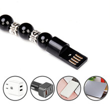 Wearable USB Bracelet Cable For iPhone and Android
