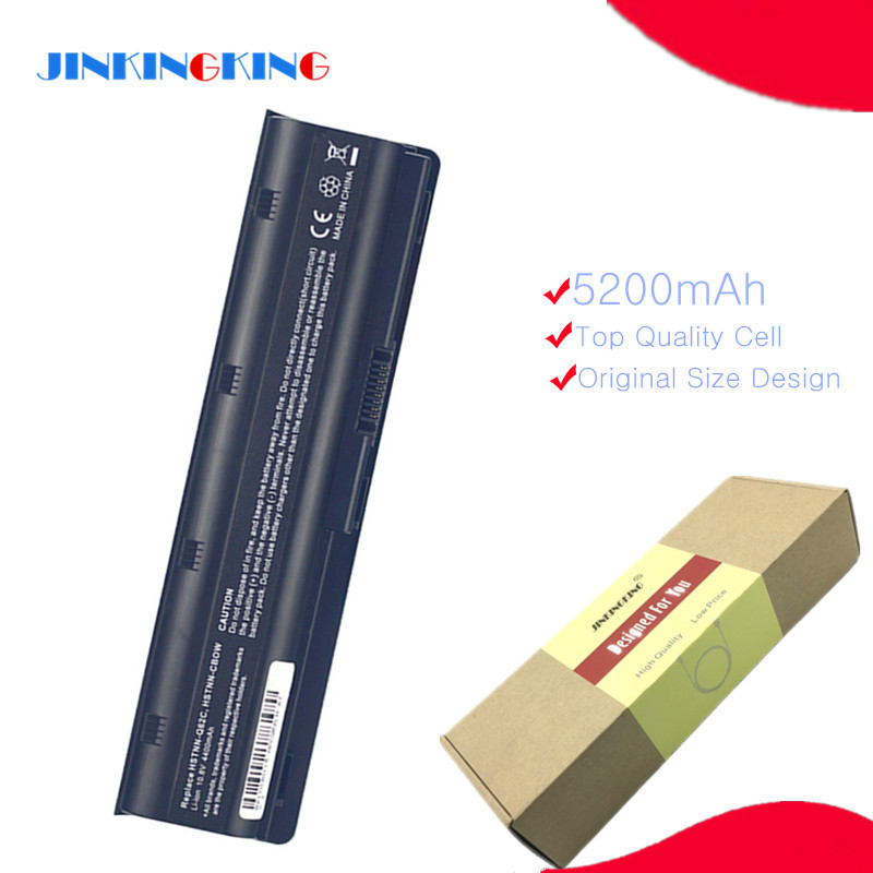 593553-001 MU06 for HP Laptop Battery CQ42 CQ43 CQ56 for HP Pavilion G4 G6 G7 DV6 DV7 DM4 MU09 MU06 Notebook Battery image