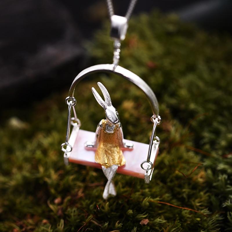 Lotus Fun Echt 925 Sterling Silber Natürliches Perlmutt - Edlen Schmuck - Foto 2