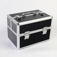 3 Layers Storage Box Acrylic Makeup Organizer Storage Container For Jewlry Makeup Cosmetics Caixa Organizadora Organizadores