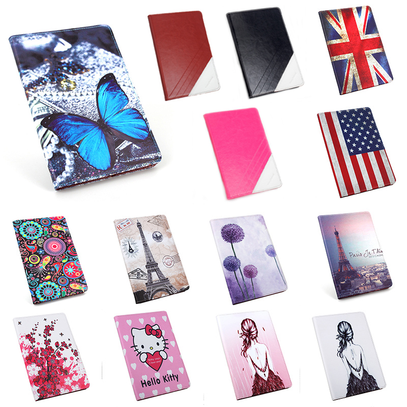 Fashion High Quality Leather Case for Xiaomi Mipad2 Luxury wallet cases Flip Cover for Xiao mi Mipad 2 Tablet PC 7.9inch for xiaomi mipad2 mipad3 7 9 inch mipad 2 mipad 3 case ultra slim cover luxury colorful cartoon flip leather case film