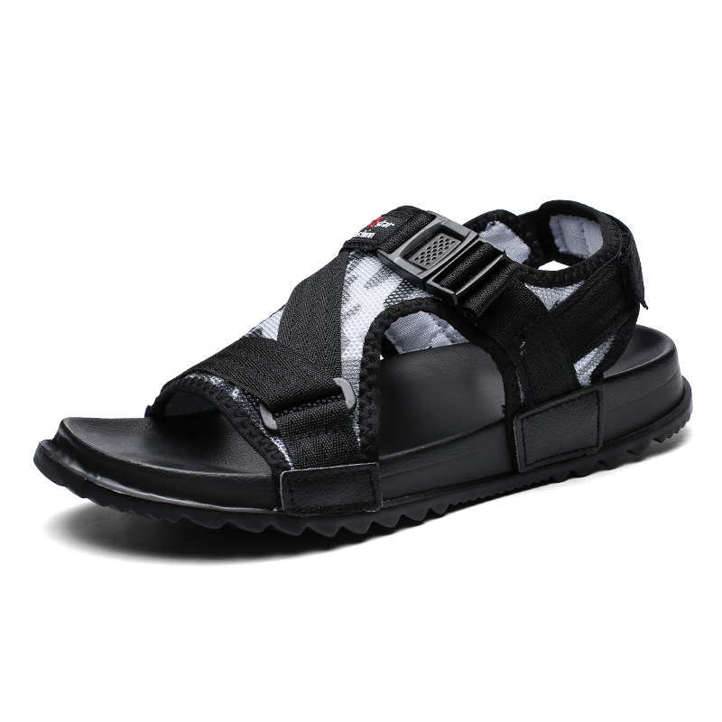 763e72ec66be ... Summer Men s Sandals And Slippers Non-slip Beach Fashion Outdoor Wear  Drag Trend. -28%. Click to enlarge
