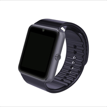 Zaoyiexport Новый смарт часы GT08 Reloj inteligente Поддержка sim-карты Bluetooth Подключение для Iphone, Android телефон SmartWatch