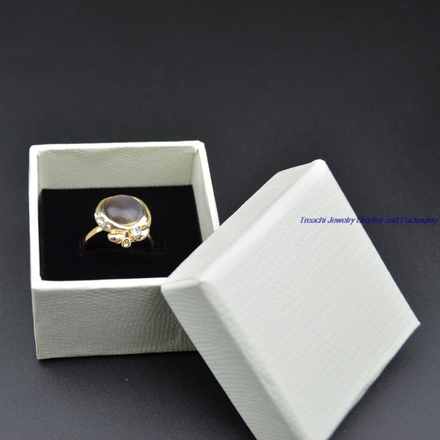 Decorative Ring Box Purple Heart Shape Set Of 12 Pcs