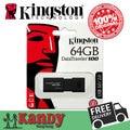 Kingston usb 3.0 flash pen drive 8 gb 16 gb 32 gb 64 gb 128 gb pendrive cle usb mini chiavetta usb presente memória pendrives