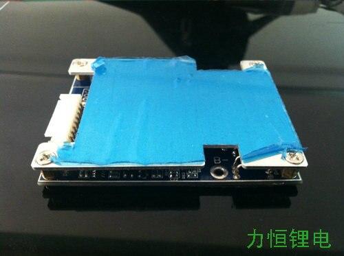 14 s Li-ion/Lipo/LiMn Placa de protección de batería 48 V (58,8 v) Paquete de batería de litio BMS/PCM 30A descarga continua