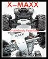 TRAXXAS X-MAXX Обновление Запчасти Металл защитная пластина
