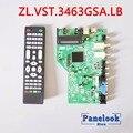 Nuovo ZL. VST.3463GSA. LB Digitale Universale Bordo di Driver Supporta DVB-T2 DVB-S2 DVB-C con CI Carta